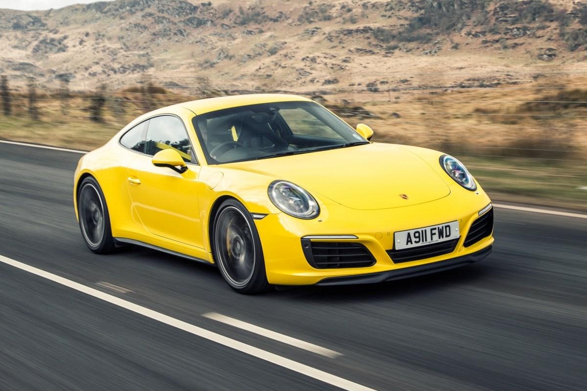 Тест-драйв Porsche 911: Porsche 911. Тот неловкий момент...