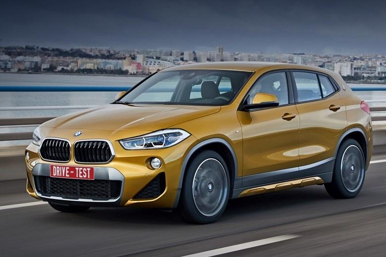 Тест-драйв BMW X2: Упоённо носимся по серпантинам на кросс-хэтче BMW X2