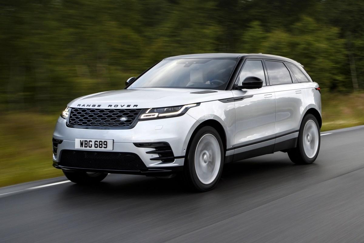 Тест-драйв Land Rover Range Rover Velar: Range Rover Velar. Серийный концепт-кар