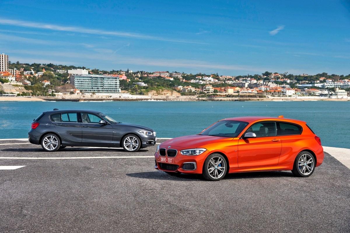 Тест-драйв БМВ 1 Серия: Упиваемся рестайлинговым хэтчбеком BMW первой серии
