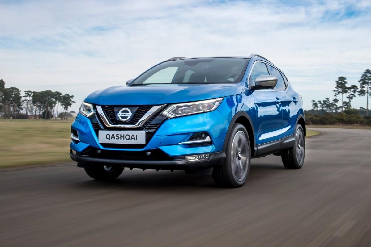 Тест-драйв Ниссан Кашкай: Nissan Qashqai. Теперь более крутой