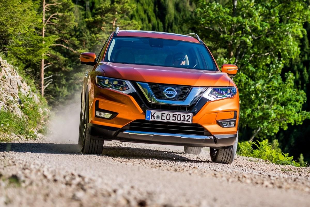 Тест-драйв Nissan X-Trail: Nissan X-Trail. Обновленный Хит