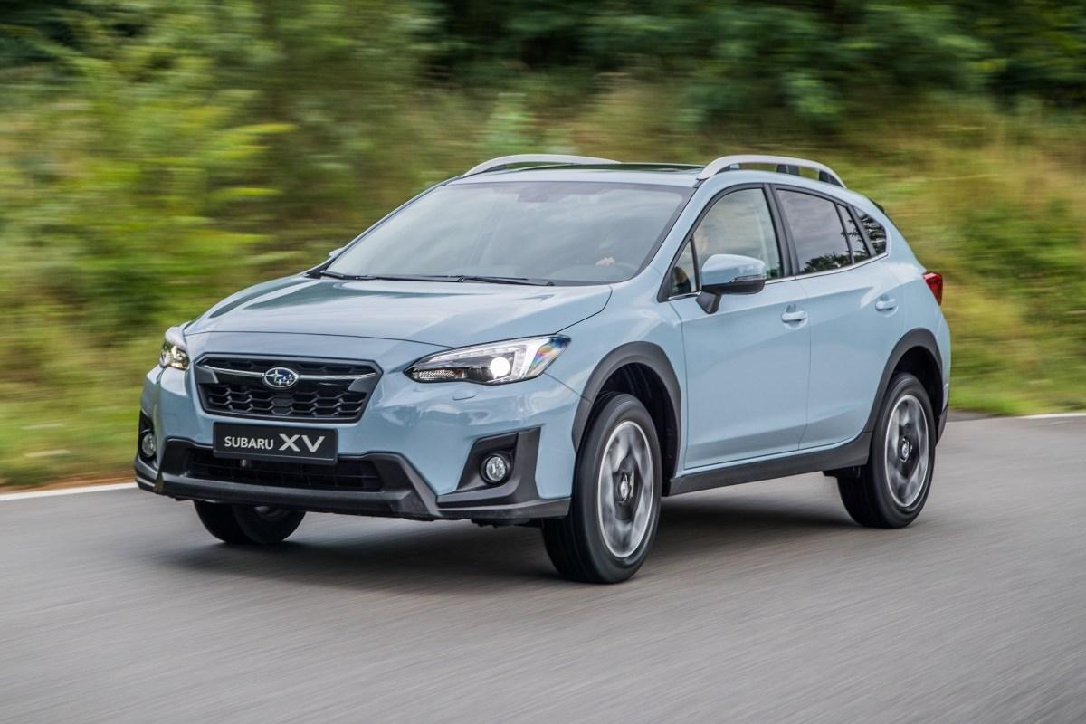 Тест-драйв Subaru XV: Subaru XV. Практически без изменений