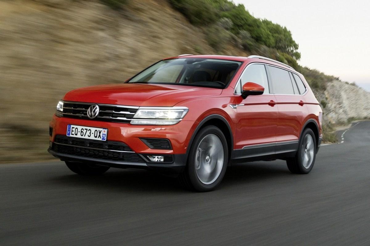 Тест-драйв Volkswagen Tiguan: VW Tiguan Allspace. Больше и премиальней