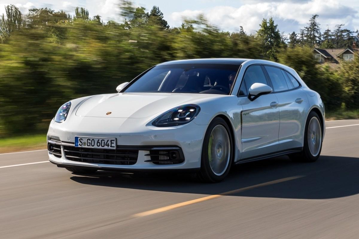 Тест-драйв Porsche Panamera: Porsche Panamera Sport Tourismo. Теперь не только лифтбек