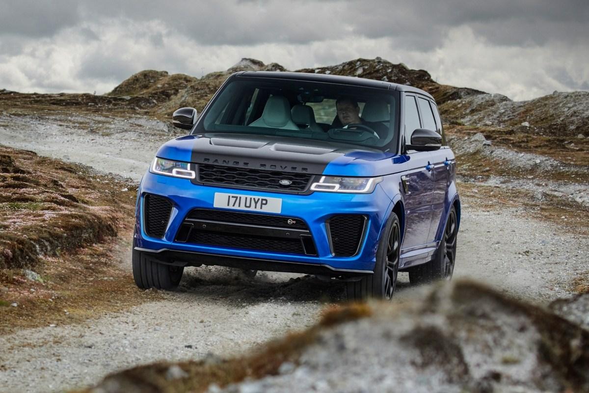 Тест-драйв Ленд Ровер Рендж Ровер Спорт: Range Rover Sport. Range Rover съевший Jaguar