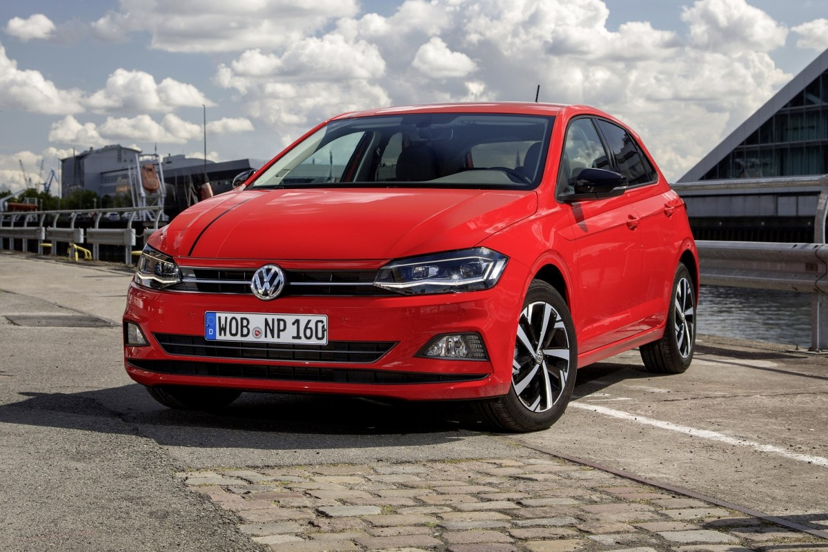 Тест-драйв Volkswagen Polo: VW Polo. B-класс по премиум-цене