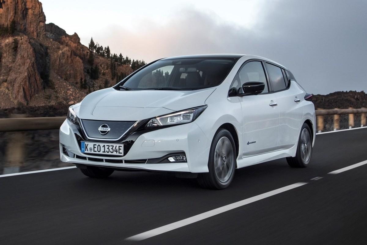 Тест-драйв Nissan Leaf: Nissan Leaf. Взрослее, мужественнее, практичнее и… дороже