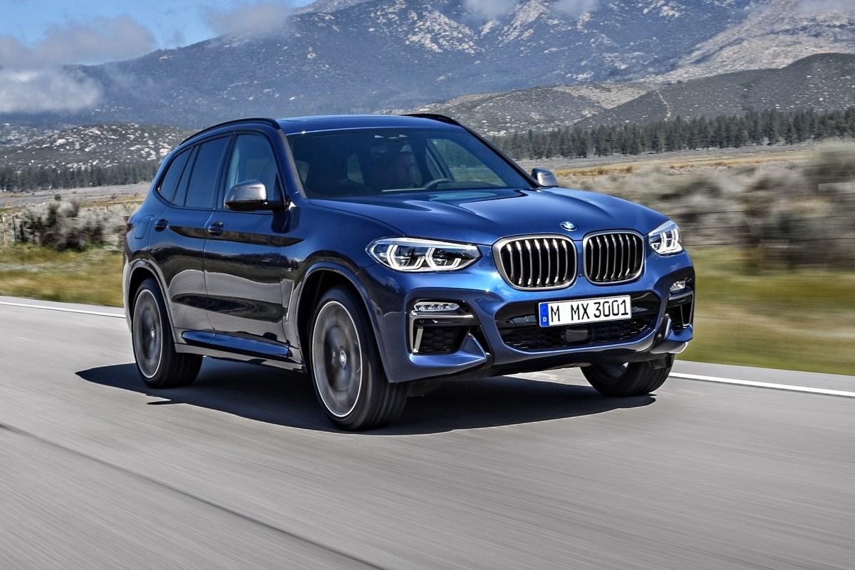 Тест-драйв BMW X3: BMW X3 M40i. Почему BMW уже не те…