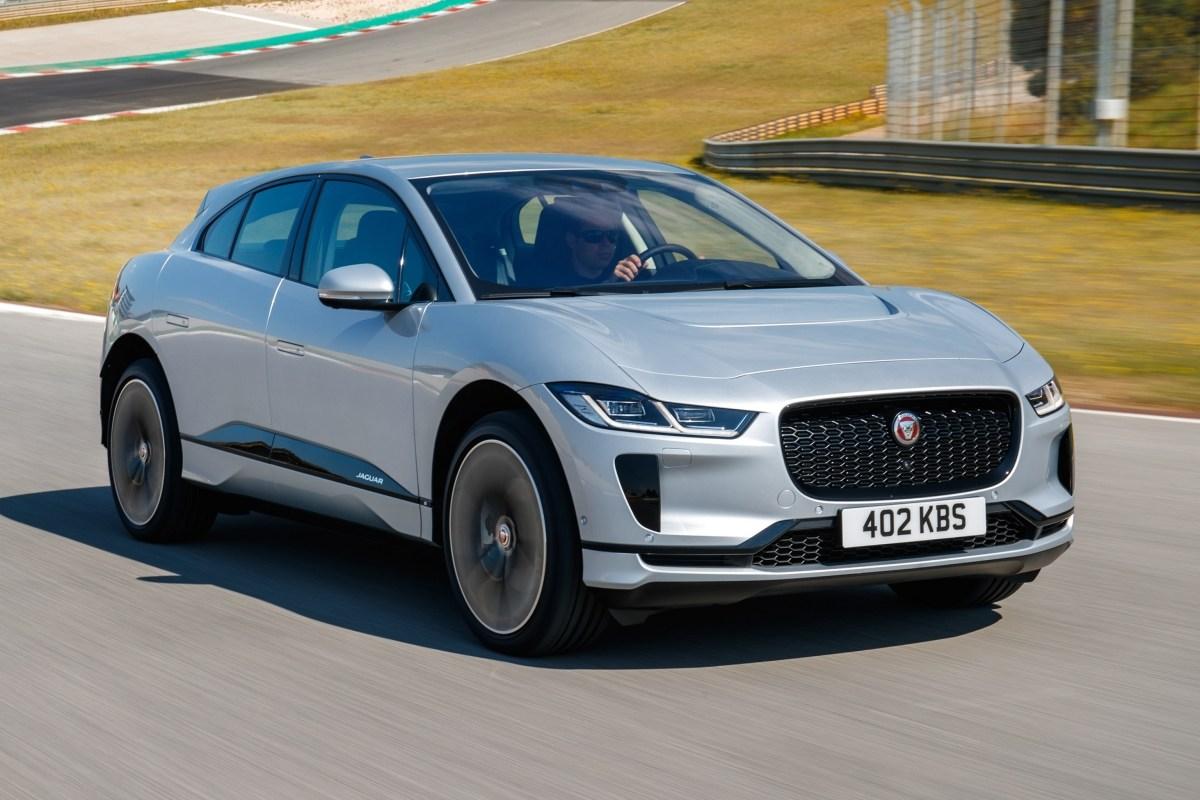 Jaguar i-Pace. Не Теслой единой!