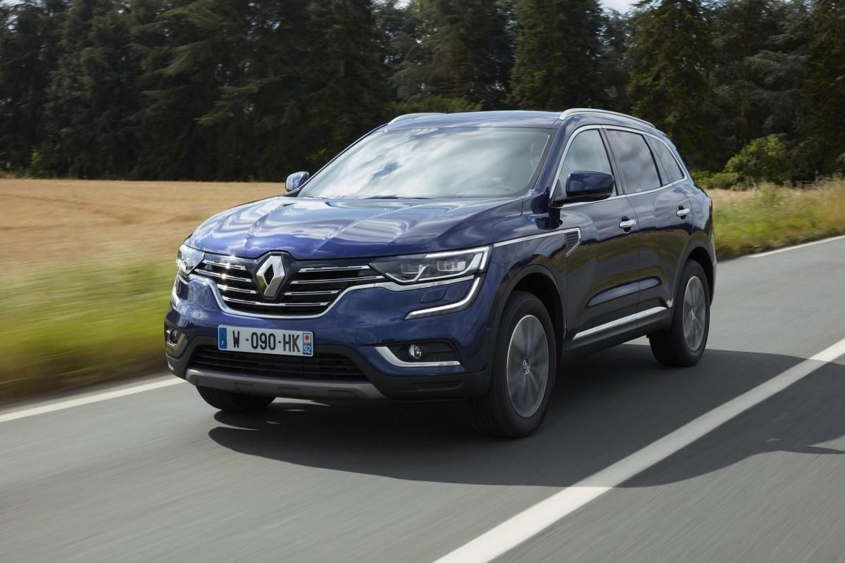 Тест-драйв Рено Колеос: Renault Koleos. Предыдущее поколение – не чета