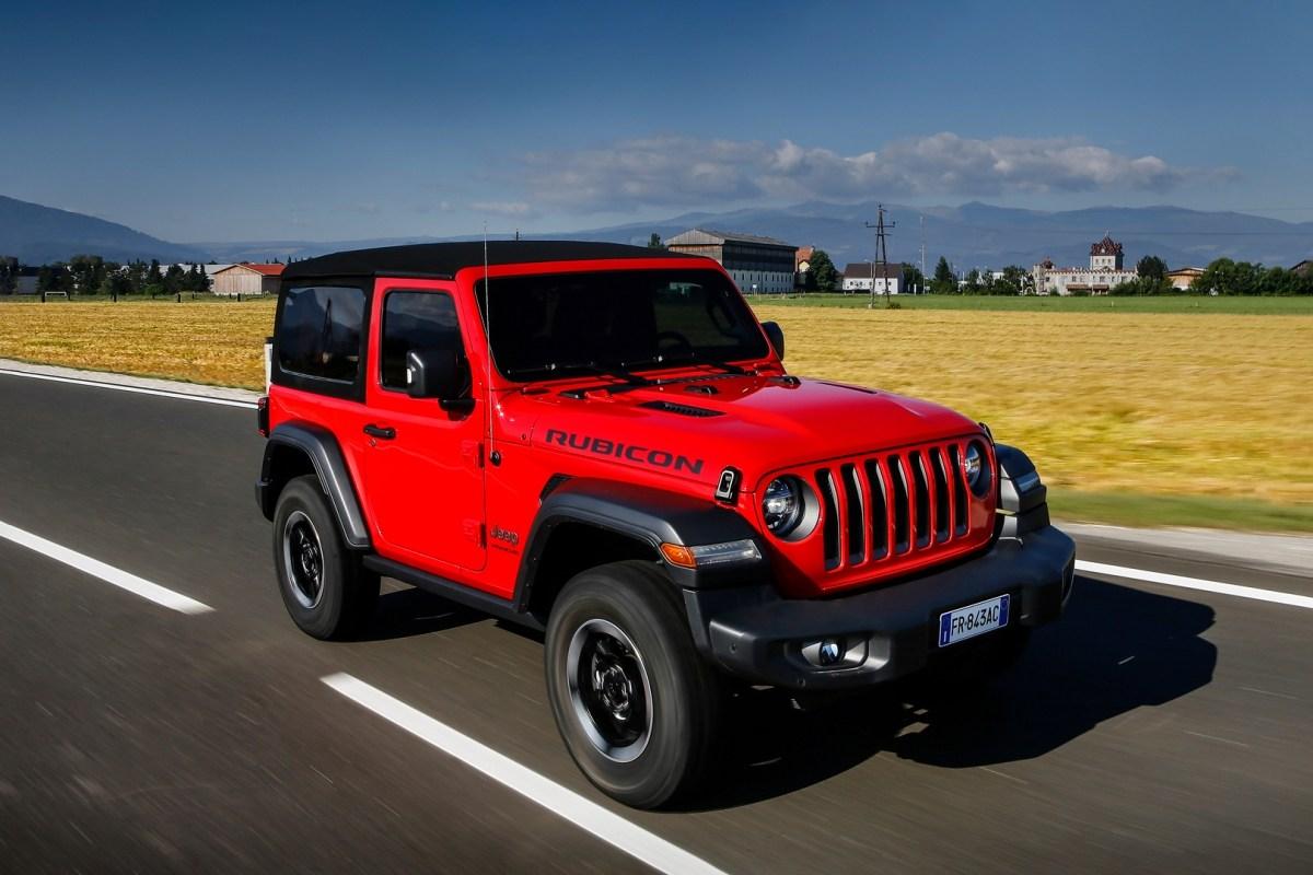 Тест-драйв Jeep Wrangler: Сэр, есть, сэр!