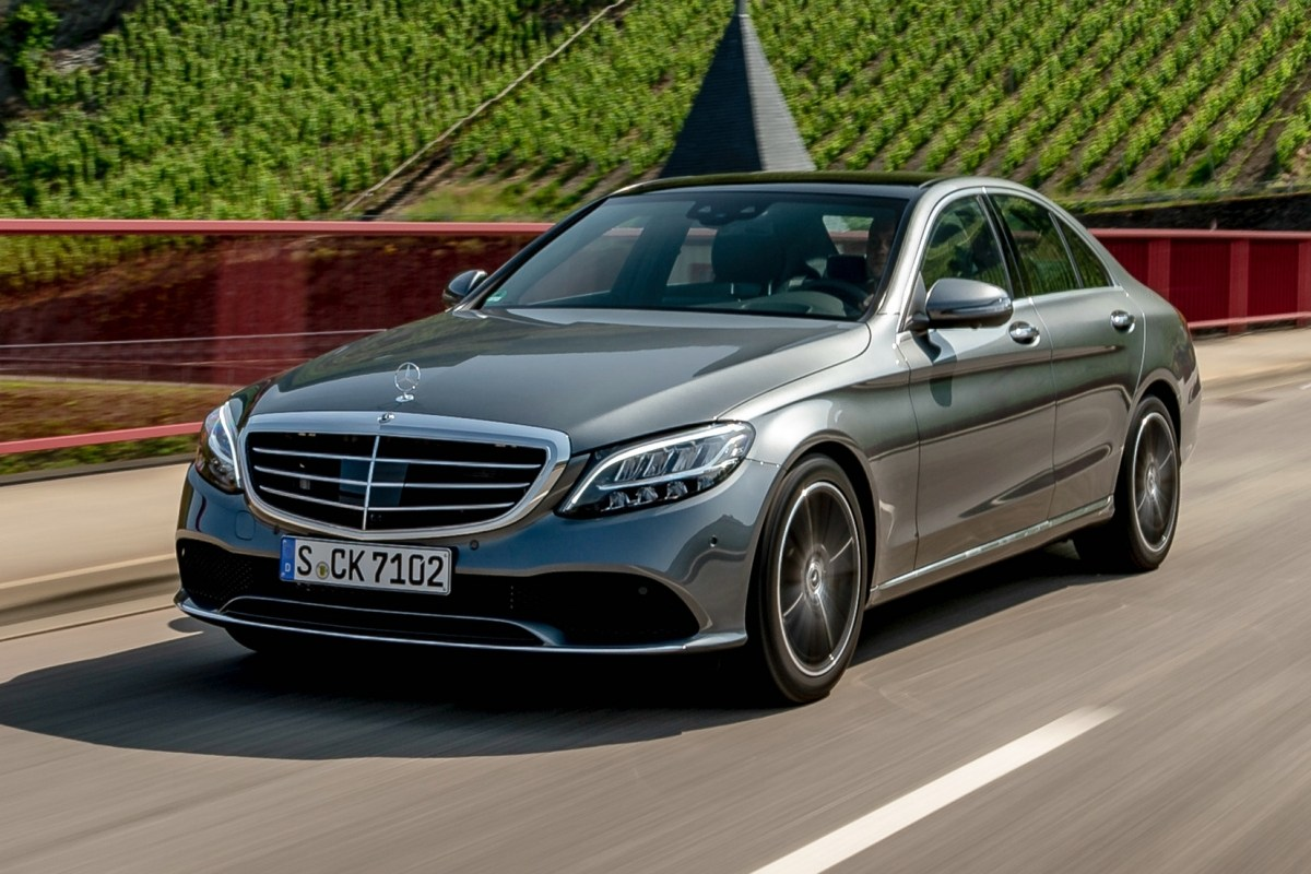 Mercedes C-Class. Новый или рестайл?