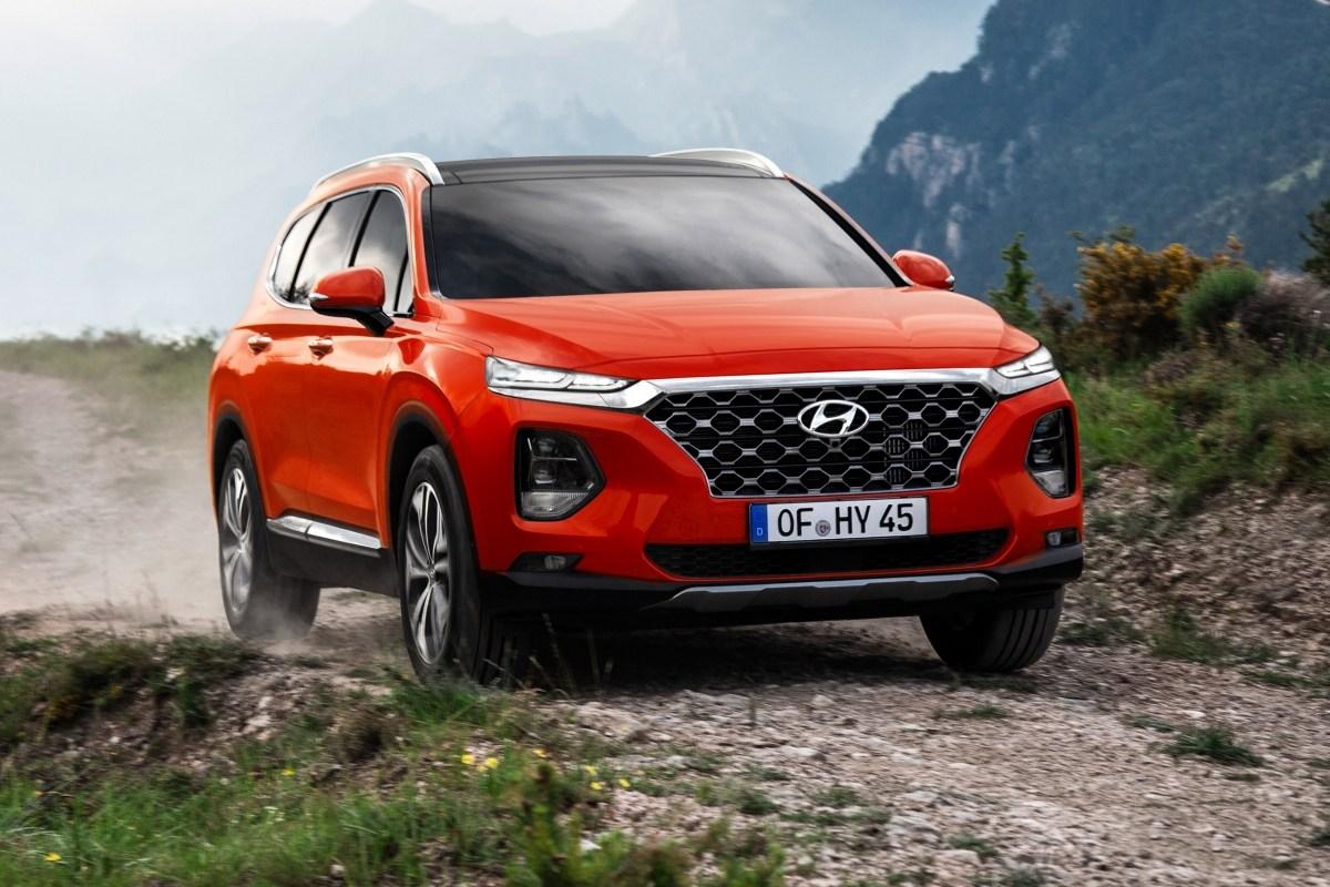 Тест-драйв Hyundai Santa Fe: Hyundai Santa Fe. Хорошо, но дорого