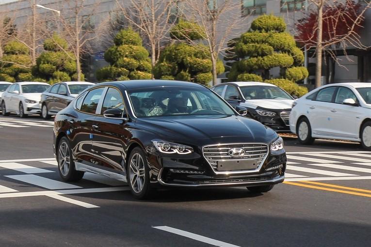 """На родине Hyundai: новый Grandeur, заводы, и """"снимать запрещено""""!"""