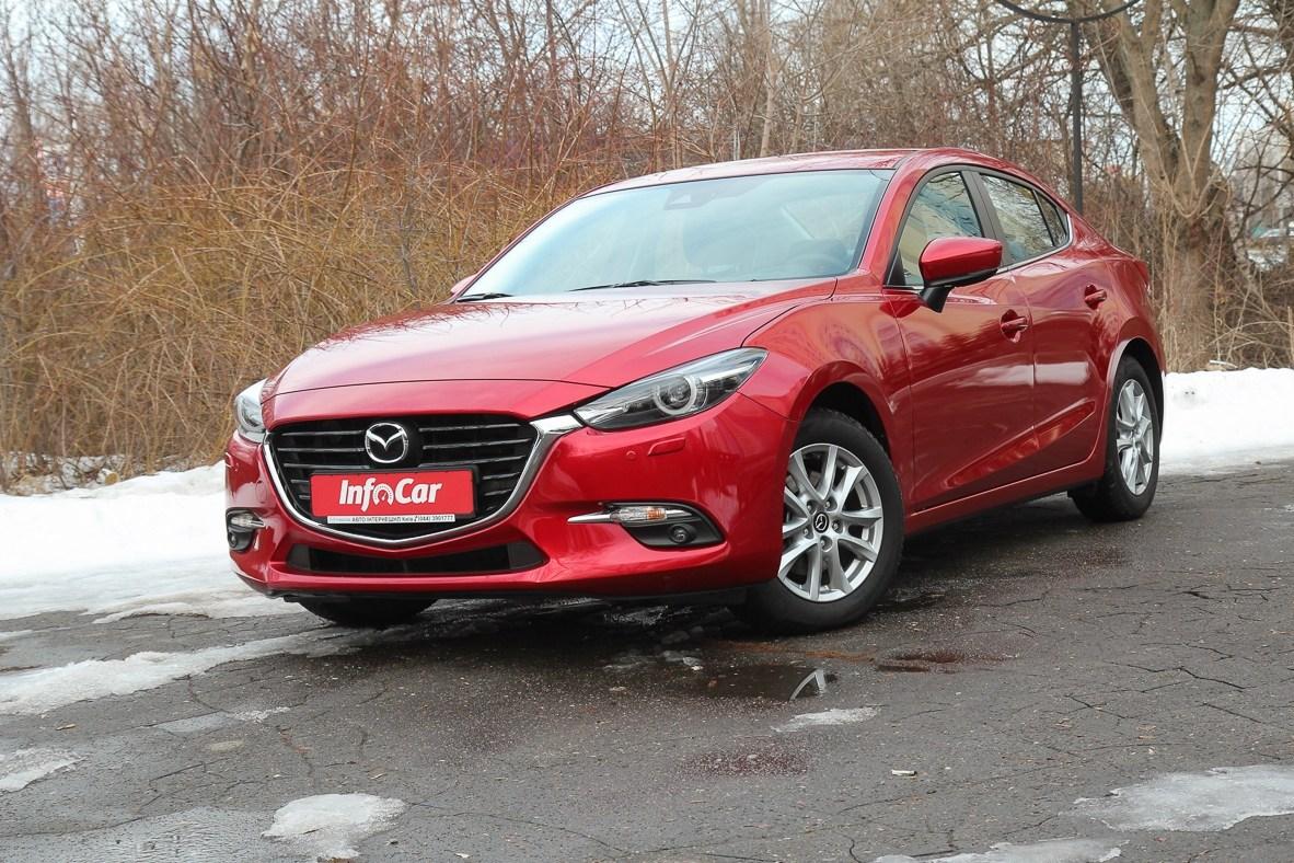 Тест-драйв Мазда 3: Mazda 3. Весенний драйв