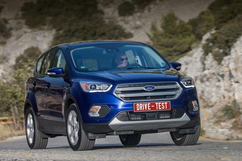 Тест-драйв Ford Kuga: Закатываем губу с обновлённым кроссовером