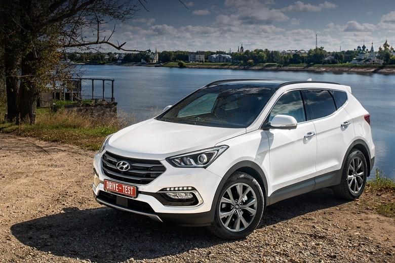 Тест-драйв Hyundai Santa Fe: Всматриваемся в обновления