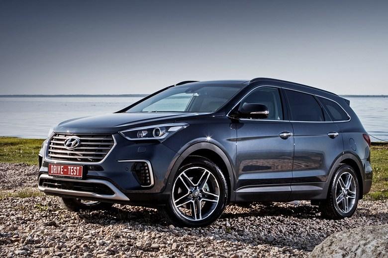 Тест-драйв Hyundai Grand Santa Fe (Maxcruz): Принимаем работу над ошибками
