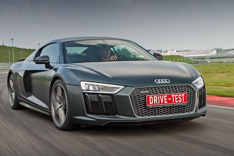 Тест-драйв Audi R8: Оцениваем прогресс купе