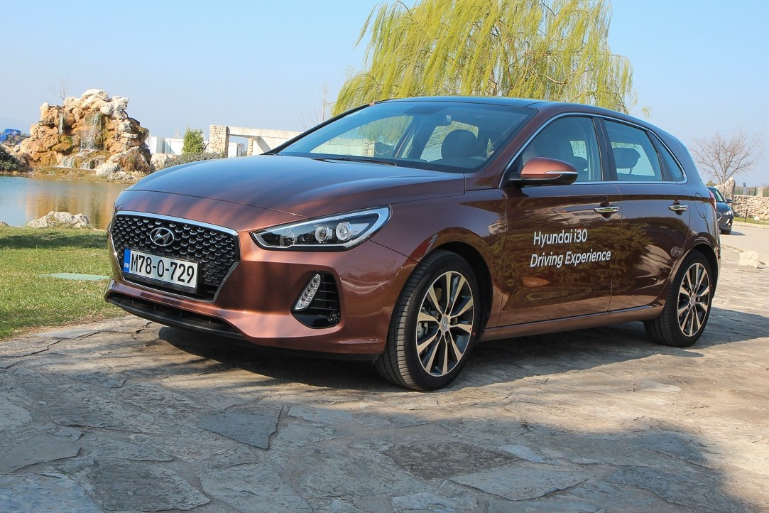 Тест-драйв Hyundai i30: Hyundai i30. Серьезный соперник