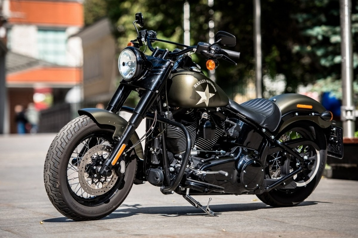 Тест-драйв Harley-Davidson S Series: Мото здорового человека