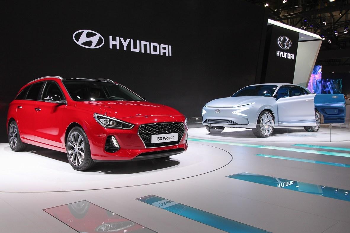 Hyundai на Женевском автосалоне 2017