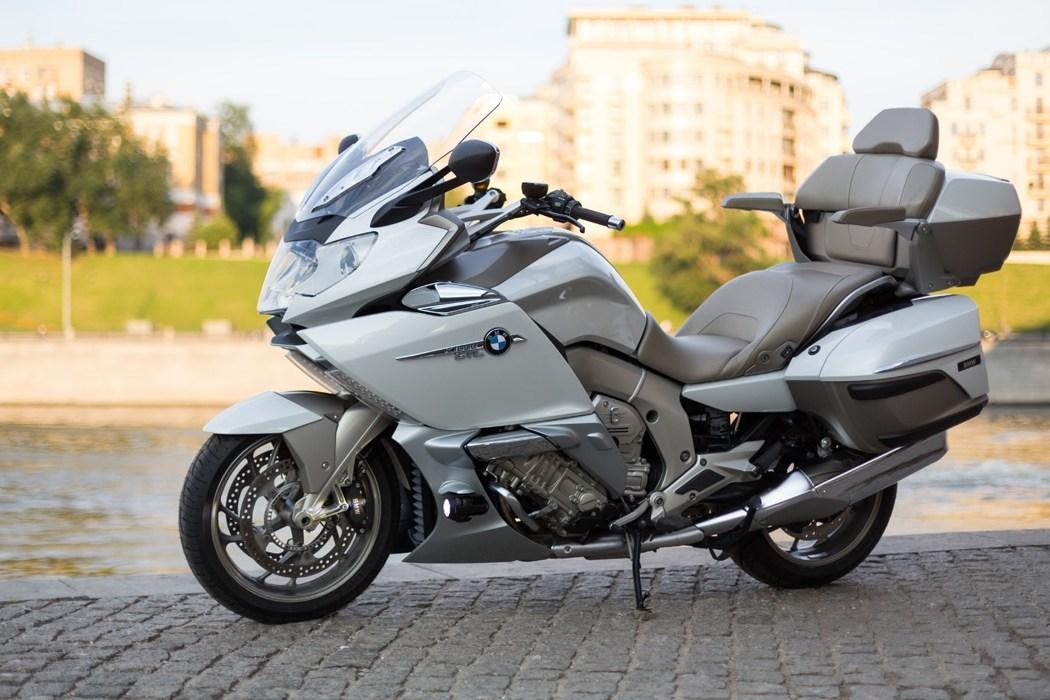 Тест-драйв BMW K Series: Сумма технологий