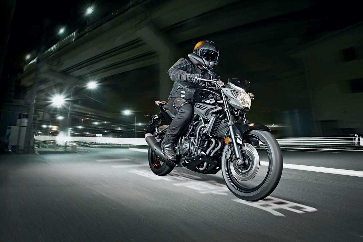 Тест-драйв Yamaha MT: Пробник