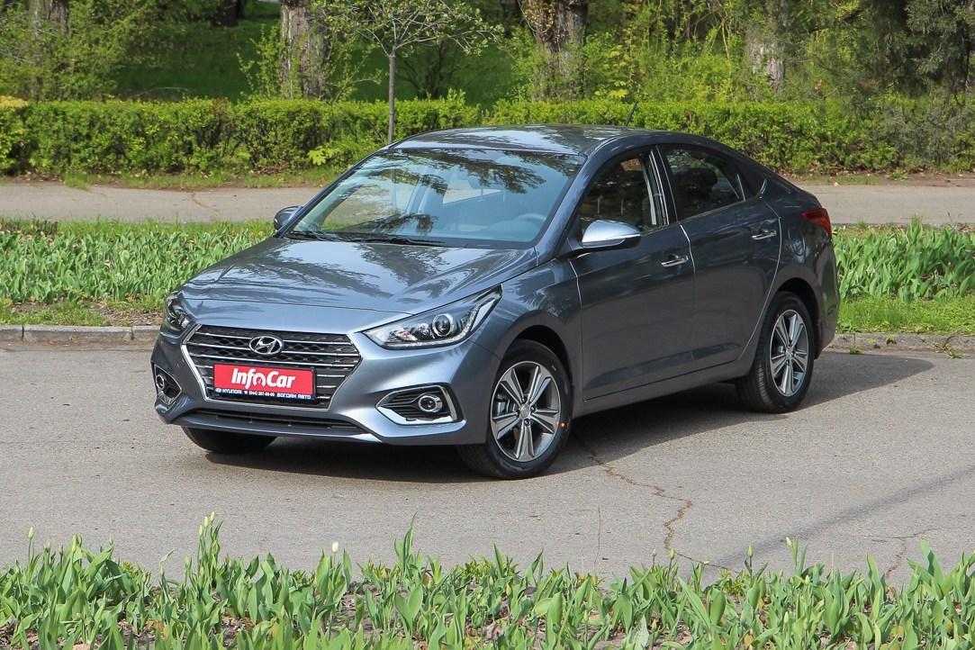 Тест-драйв Hyundai Accent: Hyundai Accent. Бюджетный ли?