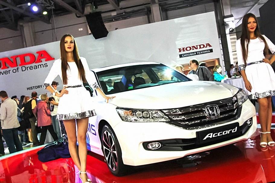 Лучших людей встречаешь на Honda