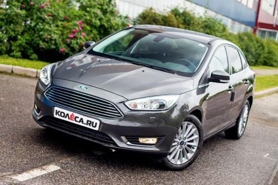 Тест-драйв Ford Focus: Чуть-чуть новизны для пущей крутизны