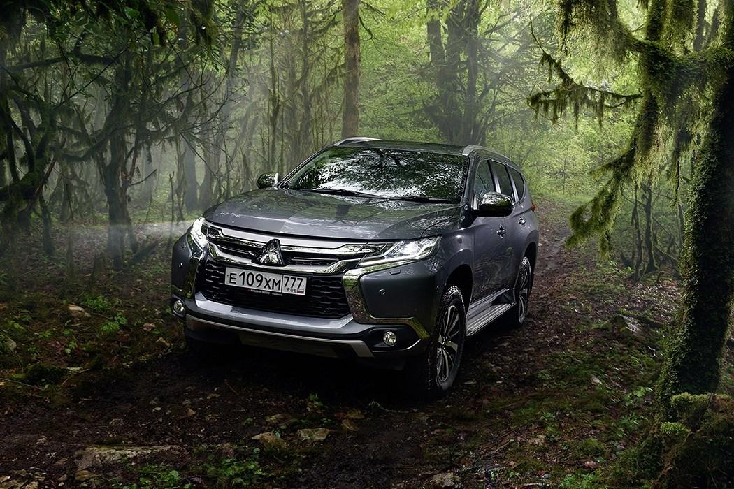 Тест-драйв Mitsubishi Pajero Sport: Тяга к лучшему