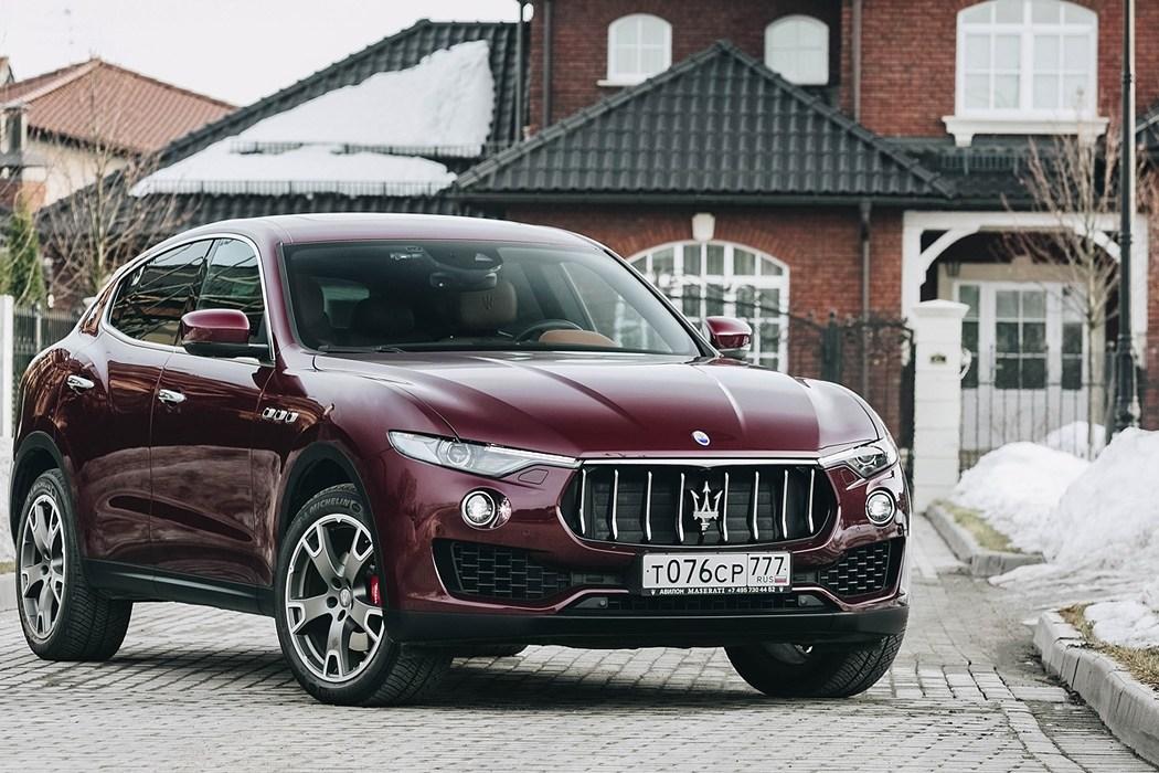 Тест-драйв Maserati Levante: Ветреная личность