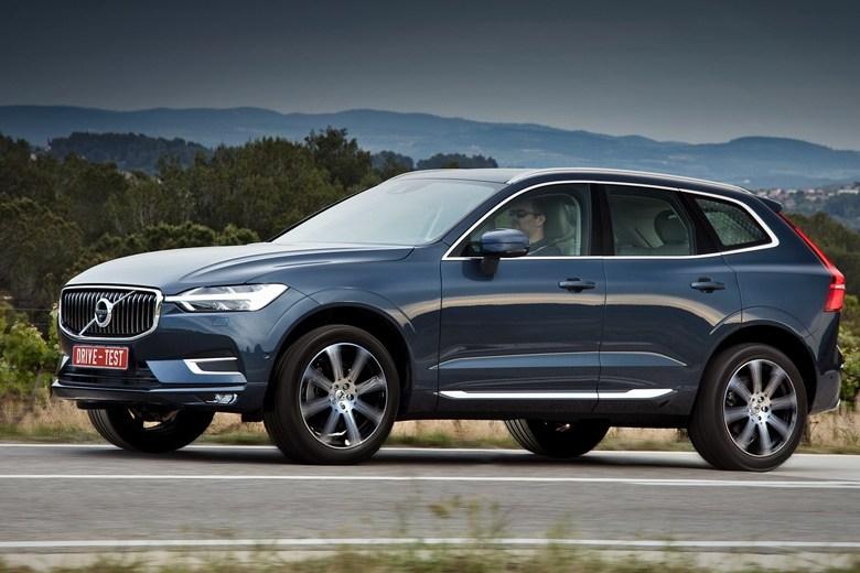 Тест-драйв Volvo XC60: Признаём Volvo XC60 лучшей моделью на платформе SPA