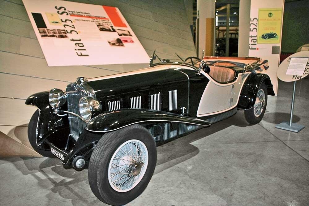FIAT. Маленькие автомобили большого концерна
