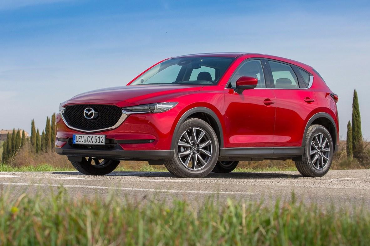 Тест-драйв Mazda CX-5: Mazda CX-5. Богаче и краше