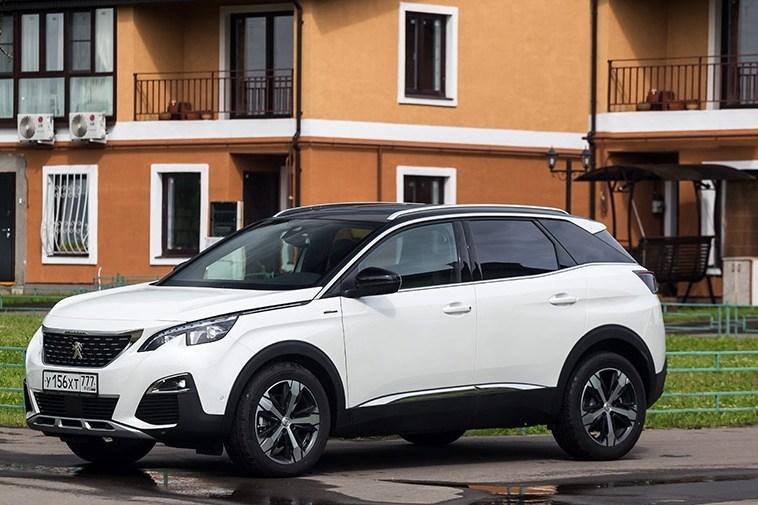 Тест-драйв Peugeot 3008: Курс евро
