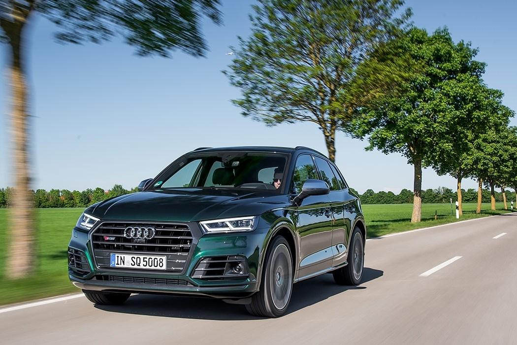 Тест-драйв Audi SQ5: Мир без электричества