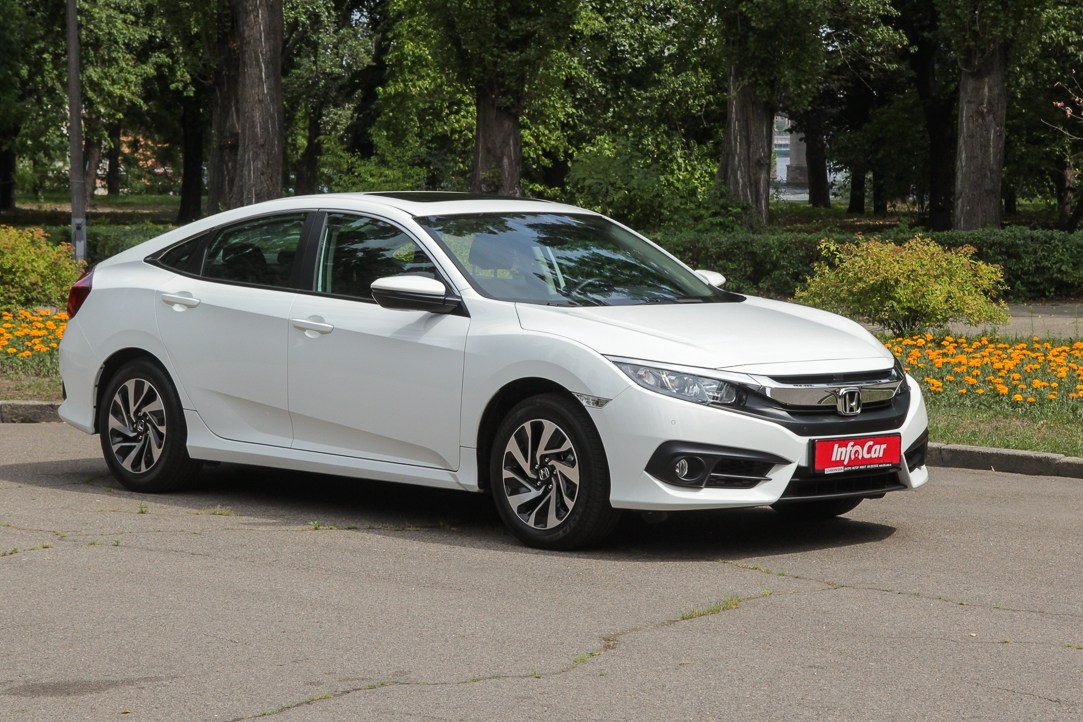 Тест-драйв Honda Civic USA: Honda Civic. Юбиляр