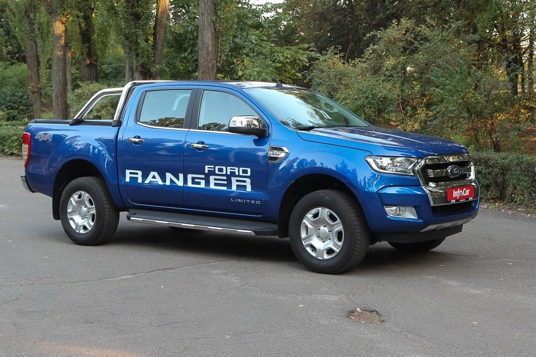 Тест-драйв Ford Ranger: Ford Ranger. Храбрый малый