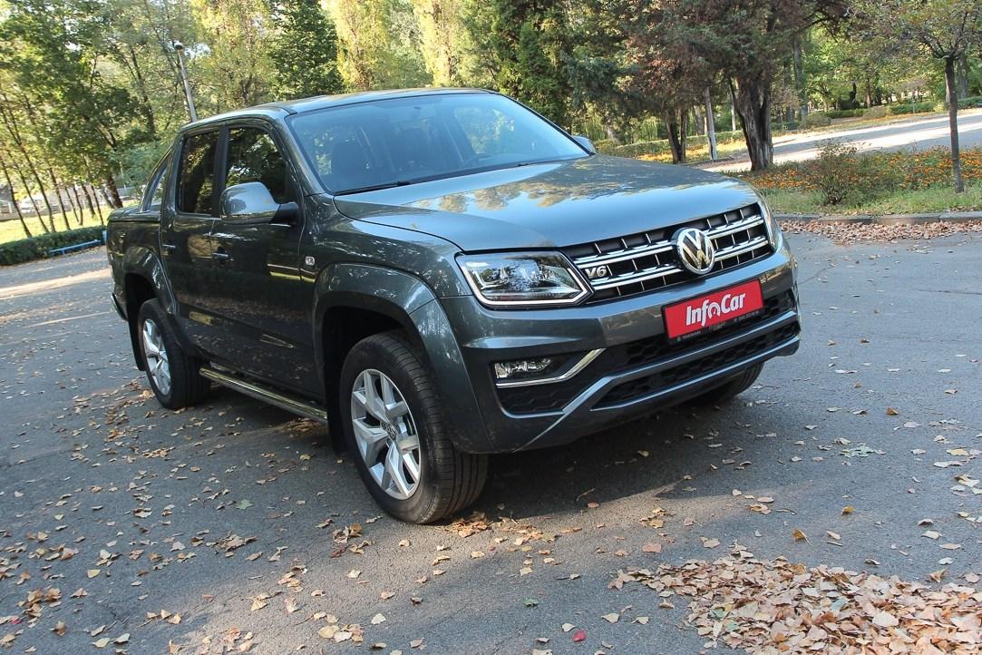 Тест-драйв Volkswagen Amarok: Volkswagen Amarok V6. А многое ли изменилось?