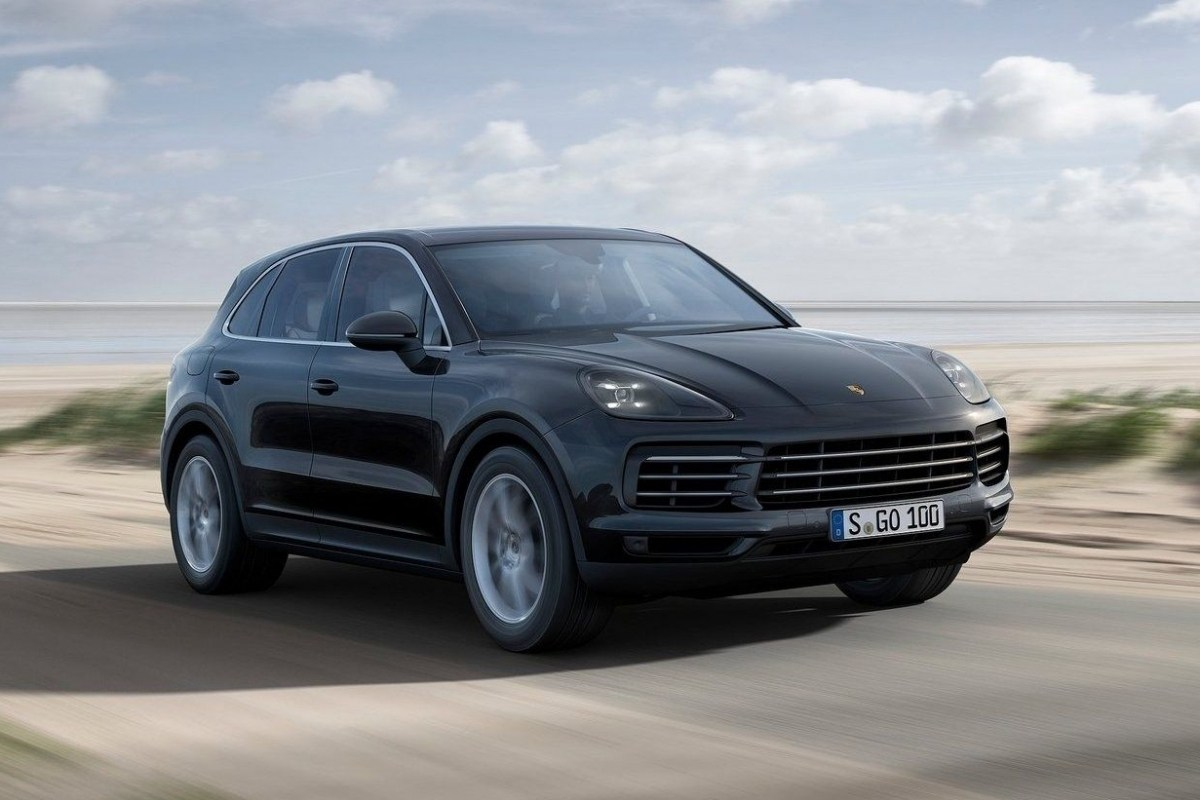 Тест-драйв Porsche Cayenne: Cayenne 2018 - все главное внутри