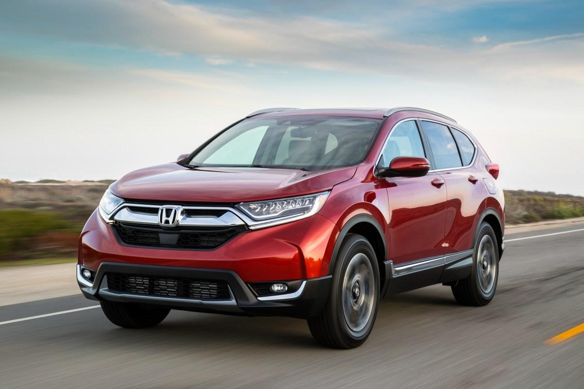 Тест-драйв Honda CR-V: Пятый CR-V. Старый мотор в новой обёртке