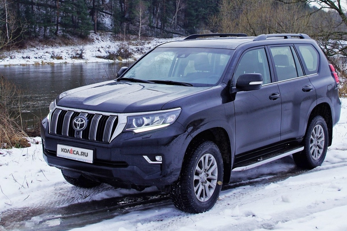 Тест-драйв Toyota Land Cruiser Prado: Эффект рукоприкладства