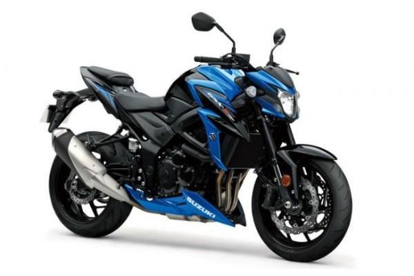 Бренд Suzuki презентовал три новых модели мотоцикла на выставке «МОТОБАЙК-2018»