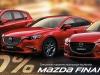 В «НИКО Истлайн Мегаполис»  специальные финансовые условия на Mazda