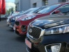 Распродажа тестовых автомобилей KIA