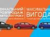 В «НИКО Форвард Мегаполис» финальная распродажа автомобилей 2017 года выпуска!