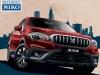 Выгодное предложение в «НИКО Истлайн Мегаполис» - скидка до 46 000 грн на новый Suzuki SX4